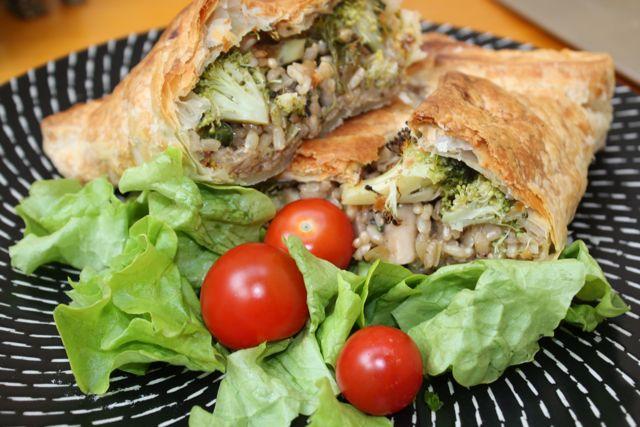 Vegan Beef Wellington with Mushroom Pate | Vegan Chickie